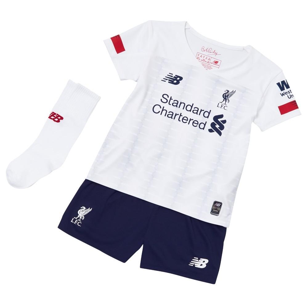 4d78fc6c Liverpool bortedrakt 19/20 kids - Fotballbutikk.no